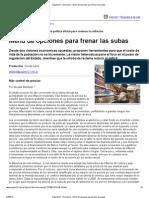 Página_12 __ Economía __ Menú de opciones para frenar las subas