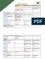 kisac calendar 2013-2014-3