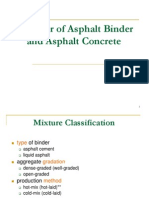 Asphalt Concrete and Asphalt Binder Behaviors