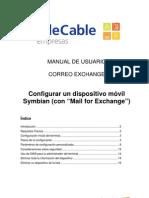 Configurar Exchange Con Nokiae63