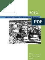 Dossiê Chernobyl