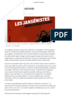 L'_hérésie_ janséniste