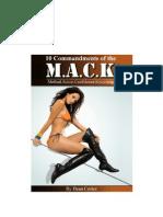 Mack Tactics by Dean Cortez