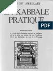 Ambelain. La Kabbale Pratique Complete 302p