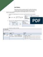 SAP XI 3.0 EX4 - Purchase Order - Create Orders