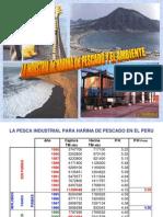 La Industria de Harina de Pescado y El Ambiente