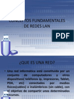 Conceptos Fundamentales de Redes Lan