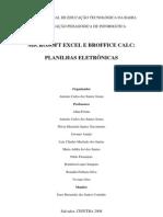 Apostila Planilha Excel e Calc