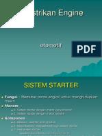 Presentasi Sistem Starter