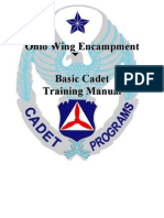 Basic Cadet Training Manual 2009