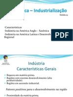 Indústria nas Américas