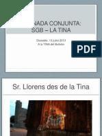 LA TINA 2013