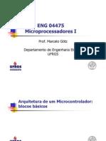 Aula 3 - Arquiteturas Microcontroladores