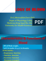 5.Physiology of Blood