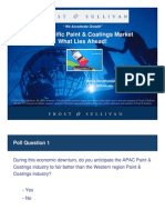 Asia Pacific Paint & Coatings Market - Feb09