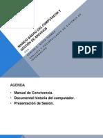 Manejo Básico del Computador y Gestión de Archivos - Presesntacion