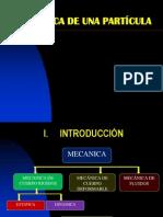 CINEMATICA DE UNA PARTICULA 1.ppt