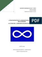 VILFROY Audrey - M1 Médiation Culturelle - Réappropriation et réinvention de l_identité des Métis canadiens