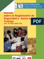 Manual Reglamento Seguridad Salud Trabajo Inst. Lab. Andino