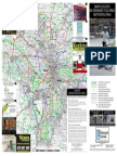 Mapa ciclista área metropolitana de Granada