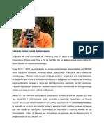 Biofilmografia Segundo Fuerez