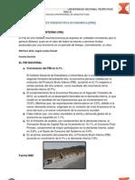 Medio Economico de La Region Lambayeque ======