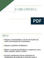 URÉIA E CREATININA - FINAL 2
