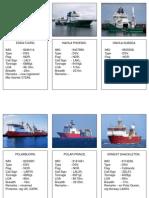 diving support vessel data part 2