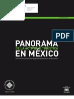 Panorama de la actividad turística en México