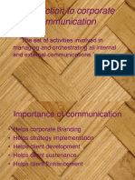 Corporate Communication ppt