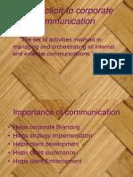 Corporate Communication ppt