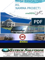 Bangalore MetroRail Project