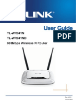 Tl-wr841n_841nd User Guide