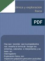 2.Historia Clinica y Exploracion Fisica