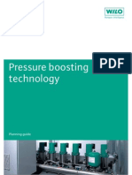 Pressure Boosting Technology 2008