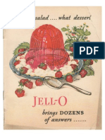 Today ... What Salad ... What Desert?  Jell-o Brings Dozens of Answers.  1928