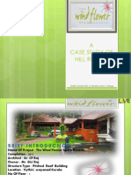 Windflower Spa Hill Resort architecture Case Study