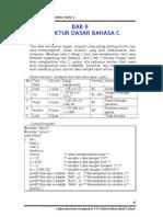 Bab II Struktur Dasar Bahasa c
