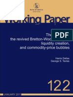 Dellas Tavlas the Fatal Flaw the Revived Bretton-Woods System, Liquidity Creation, And Commodity-price Bubbles
