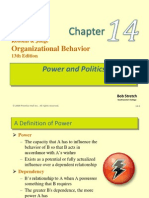 Power and Politics OB