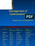 02.Management of Gastroenteritis