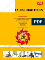 Samadhan Machine Tools Catalog