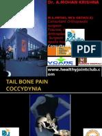 Coccydynia (Tail bone Pain)