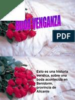 Boda Venganza 2081