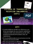 Sistemas de Transmicion y Recepcion Inalambrica