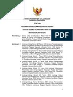 PerMenDagRi_2006_No 13_Pedoman Pengelolaan Keuangan Daerah