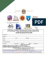 UAE Booth Registration