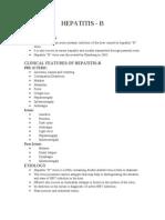 Hepatitis B(Paush, 24)