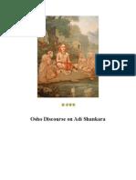 Osho Discourse on Adi Shankara