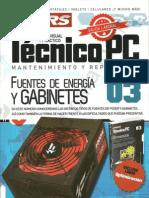 03 - Fuentes de Energia y Gabinetes - By Axedrez